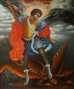 Собор Архистратига Михаила и прочих Небесных Сил бесплотных .